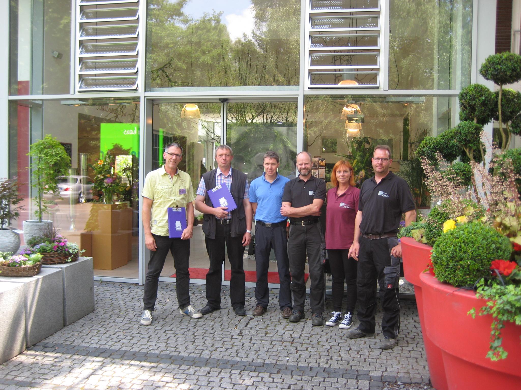 Gartenbau Dortmund zeichen für höchste qualität überprüfter fachbetrieb